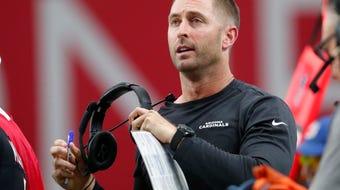 Cardinals cornerback Patrick Peterson returns after a six-game suspension.