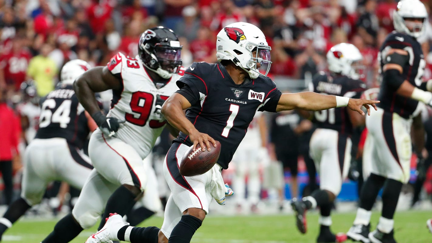 Cardinals' improved offensive line play has Arizona in position for third consecutive win