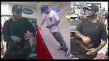 Phoenix police are searching for two men suspected to be involved with several Circle K convenience stores robberies over the past few months.