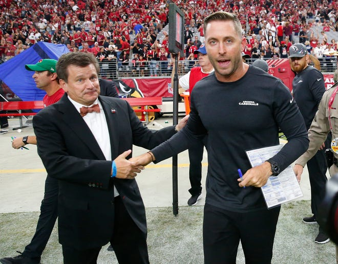 Would Michael Bidwill want to see Kliff Kingsbury and the Arizona Cardinals on HBO's Hard Knocks?