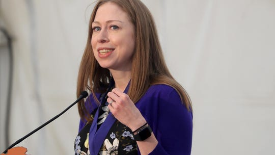 Chelsea Clinton says she won't run for Nita Lowey's New York House seat in 2020