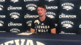 Nevada kicker Brandon Talton says just being part of the team is the best part of making his game-winning kicks.