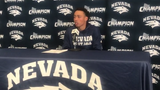 Malik Henry discusses his debut as the Wolf Pack's starting quarterback
