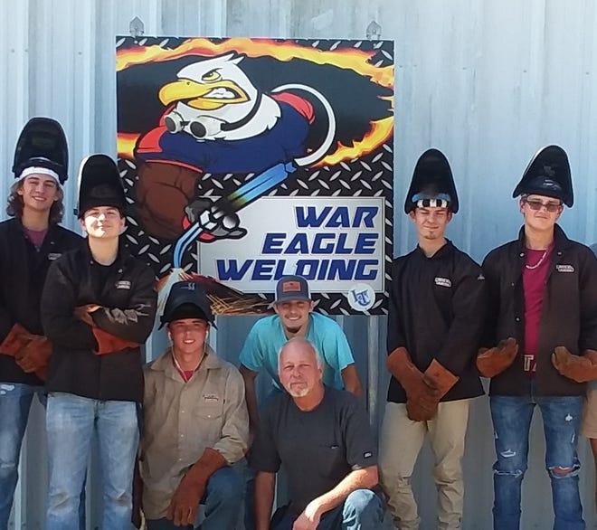 Wakulla High School wedling program.