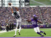 Loss to Vikings exposes weak points where Eagles most need to make a trade