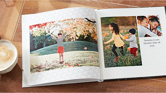 Best personalized gifts 2019: Shutterfly photo book