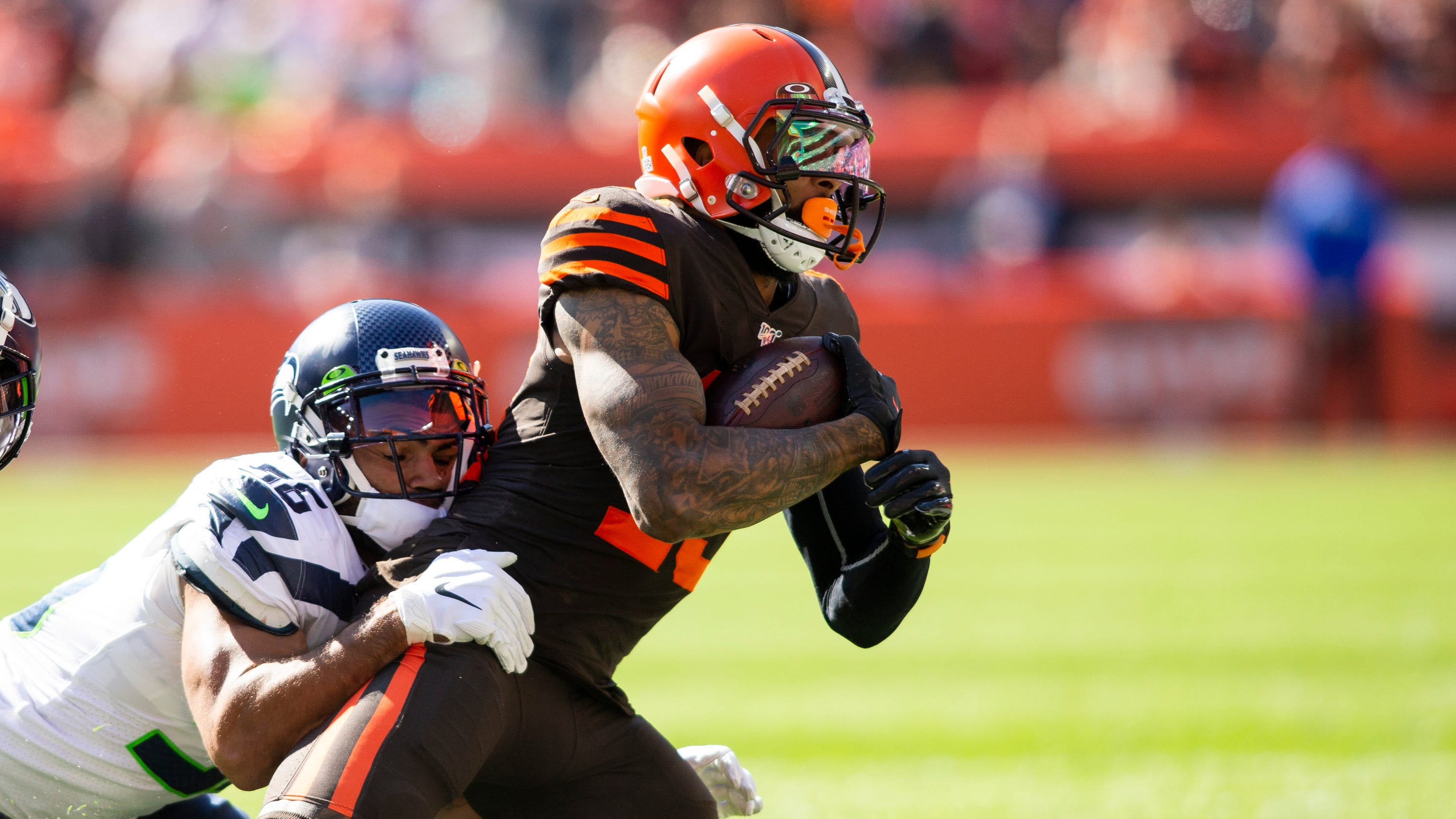 Cleveland Browns: Baker Mayfield and Co. sunk by miscues vs. Seahawks