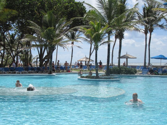 Coconut Bay Beach Resort is the only family-friendly resort on the south coast  of Saint Lucia.