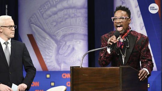 'SNL' skewers LGBTQ town hall, Ellen DeGeneres with Billy Porter, Lin-Manuel Miranda cameos