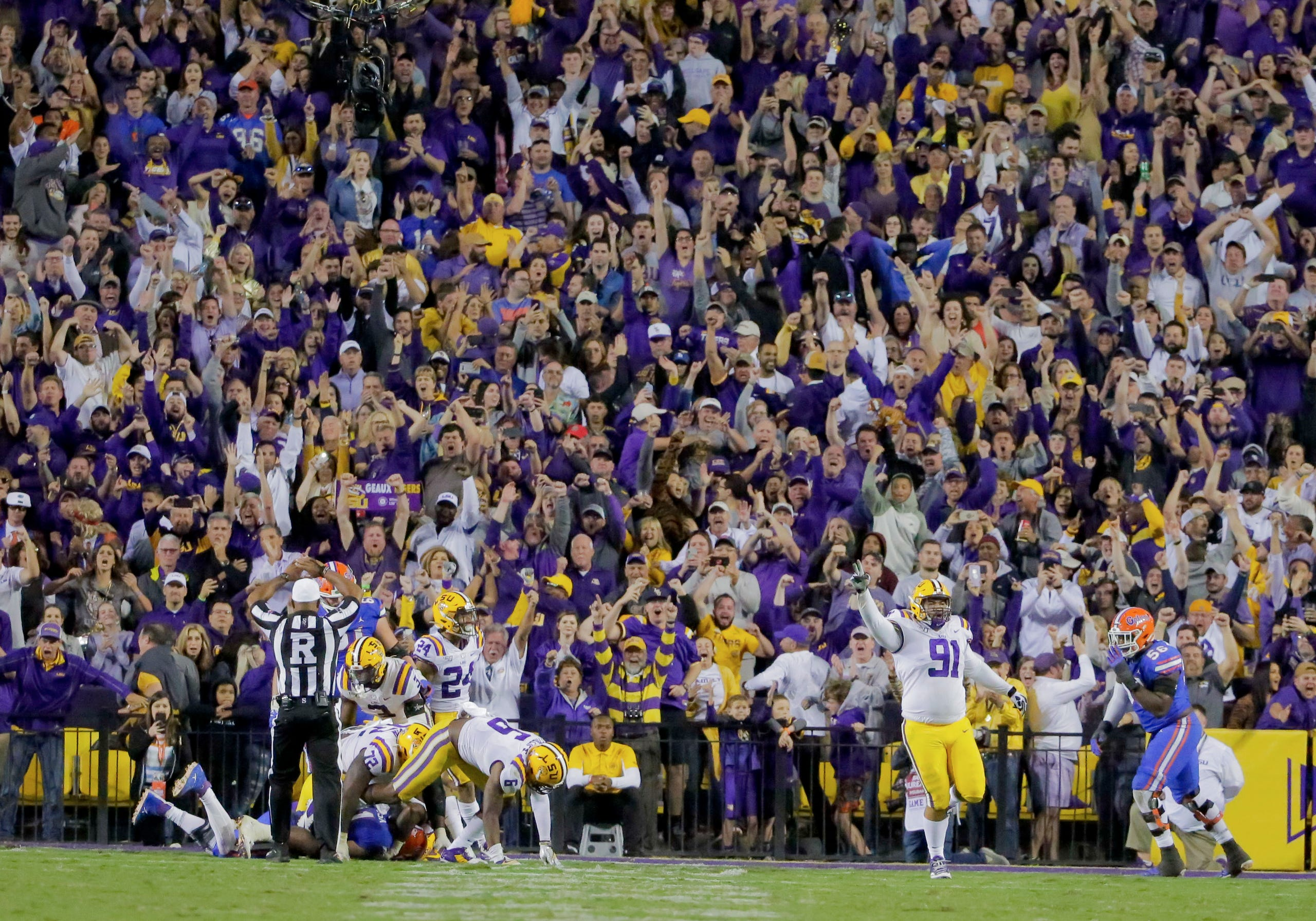 College Football Best Photos From Week 7