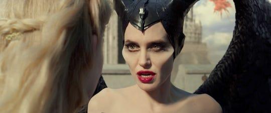 Maleficent 2 Angelina Jolie S Deep Red Lips Were Worth