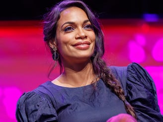 Rosario Dawson, who dates Booker, was unsurprisingly one of his vocal supporters.