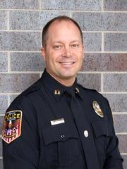 Neenah Police Chief Aaron Olson