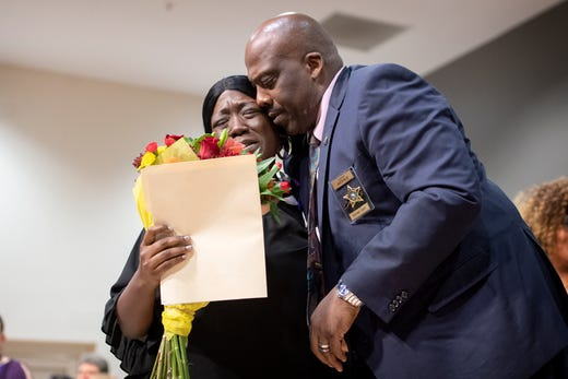 August homicide victim honored at domestic violence awareness vigil