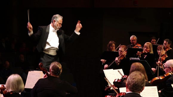 Alan Futterman has completed his first decade as music director of the Bremerton Symphony.
