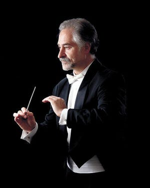Alan Futterman officially became the music director of the Bremerton Symphony prior to the 2009-10 season.