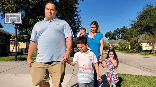 The Pogars are fighting for their 7-year-old developmentally disabled son Andrew after Brevard Public Schools recently denied access for his behavioral therapist in the classroom.