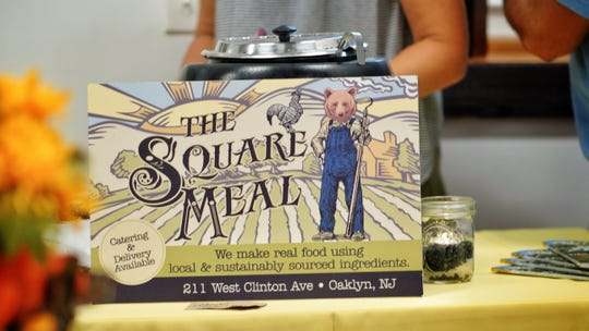 Square Meal is a cafe on Clinton Avenue in Oaklyn that focuses on fresh and prepared, locally sourced cuisine. In response to the COVID-19 crisis, owners Dan and Jackie Walther have also added groceries.