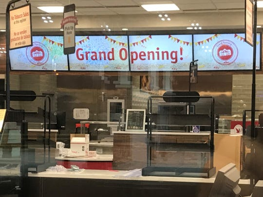 A Wawa store nears opening day on Haddonfield Road in Cherry Hill.