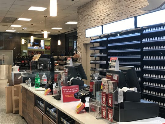 Camden County has temporarily prohibited self-serve coffee, food and beverage sales in order to stem the spread of COVID-19 or coronavirus.