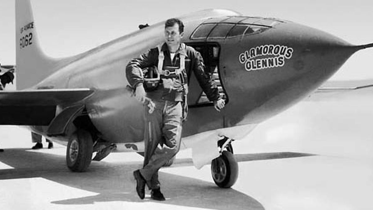 Today in History, October 14, 1947: Test pilot Chuck Yeager broke the sound  barrier