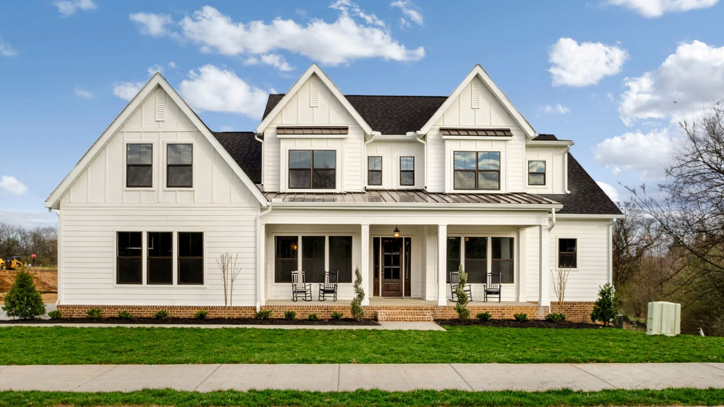 Durham Farms Welcomes New Floor Plans From Grandview Custom
