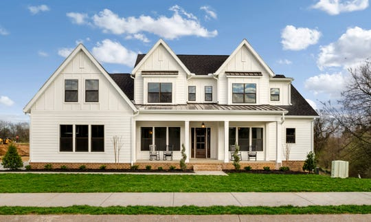 Grandview Custom Homes will build houses with about 3,350 square feet of living space in Durham Farms. Prices will start in the high $400,000s.