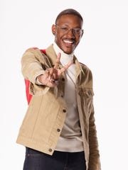 """Clarksville native Calvin Lockett is appearing on NBC's hit show """"The Voice"""" (Photo by: Chris Haston/NBC)"""
