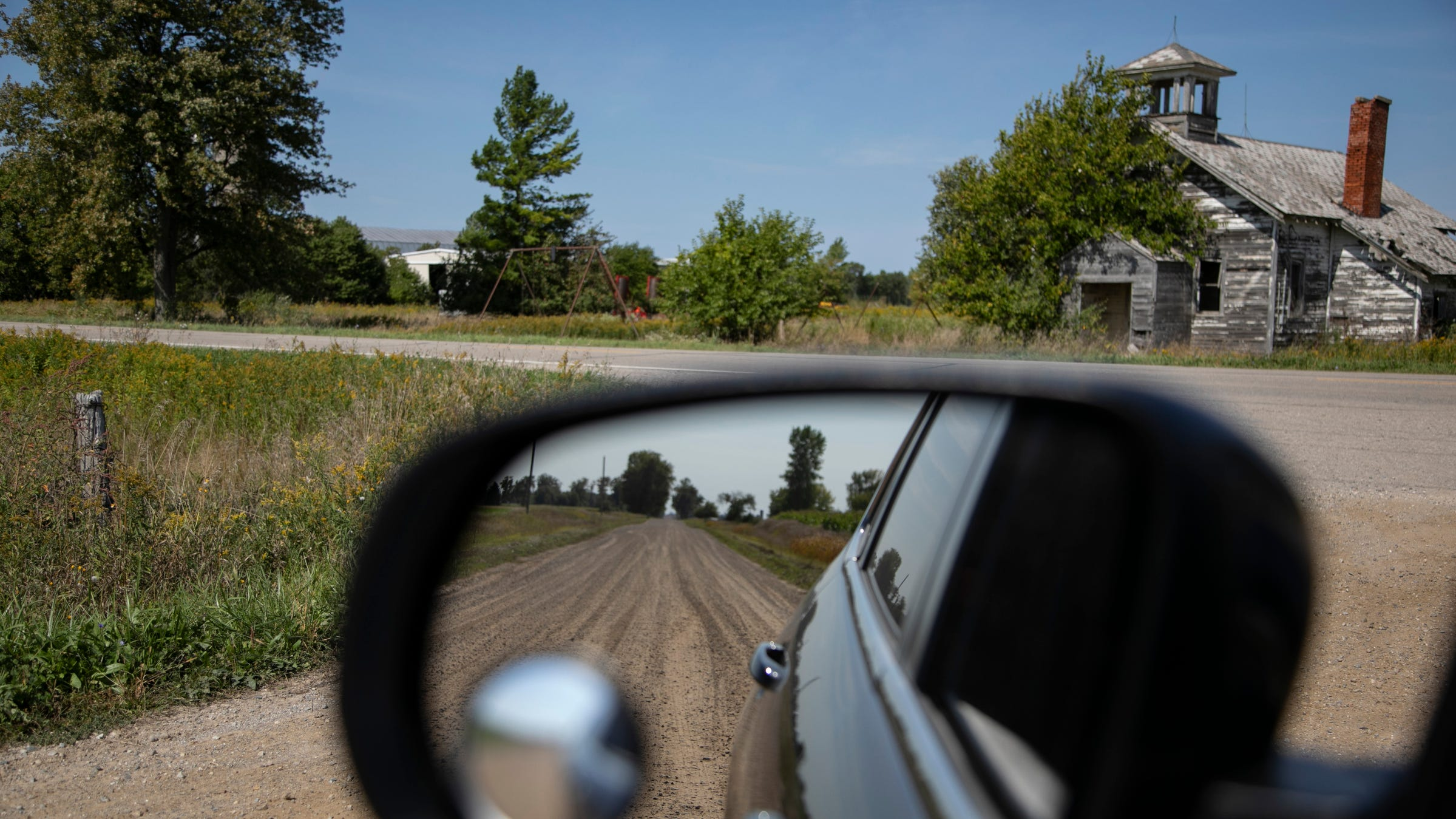 Michigan Rural Poverty Relentless Aging Few Job Or Education Options