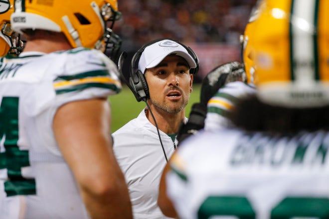 Mount Pleasant native Matt LaFleur is in first season as head coach of the Green Bay Packers.