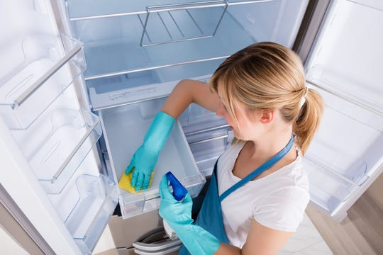 The autumn months before the holidays are an excellent time to thoroughly clean your fridge.