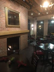 The interior of Cacciatore at Heller's Kitchen in Windsor.