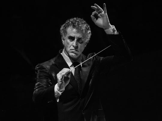 """Maestro Nir Kabaretti will lead Southwest Florida Symphony's """"Psycho: The Film with Live Orchestra"""""""