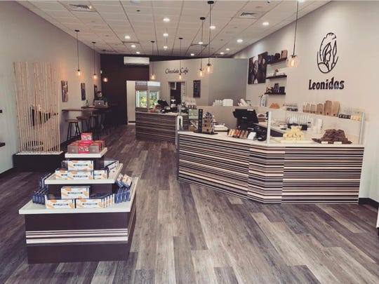 Artanis Belgian Chocolatier opened Sept. 6, 2019 at Coconut Point in Estero. The shop's owners hail from Belgium and offer a range of sweet treats from their home country.