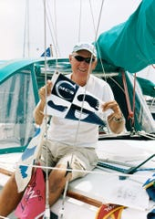 Steve Romaine has raised thousand annual for the Summerset Regatta and for youth sailing.