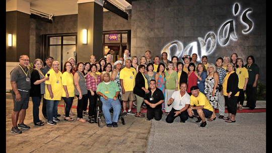John F. Kennedy High School class of 1969 celebrated their 50th class reunion with a meet and greet on Sept. 5 at Papa's Restaurant. The event was to meet and greet our fellow alumni, both on island and off island.