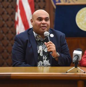 Lt. Gov. Josh Tenorio said Guam needs to address the problem of criminal sexual conduct.