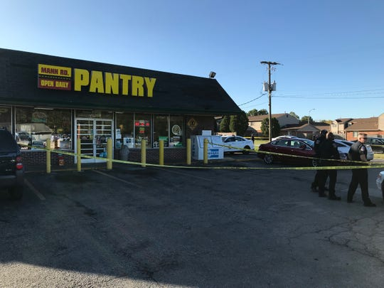 A man was fatally shot outside a southwest-side convenience store on Monday, Oct. 14, 2019, police say.