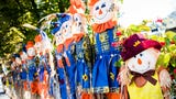 Gatlinburg is attempting to break Guinness World Record for largest scarecrow display in one location