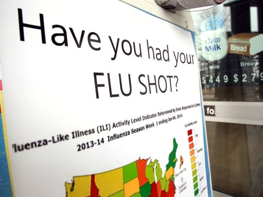 Flu season typically begins in October, cases have been reported around Louisiana even earlier.