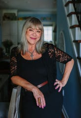 """A portrait of Judy Winter taken in her East Lansing home. Winter was named one of 10 """"Women of Worth"""" by L'Oreal on Oct. 15, 2019."""