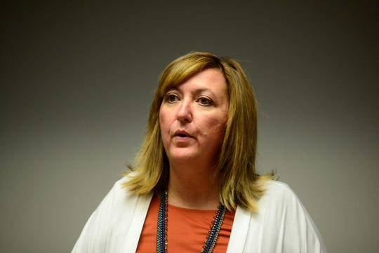 Cheryl Meier, a Democrat, is running for Mansfield City Council's 2nd Ward seat.