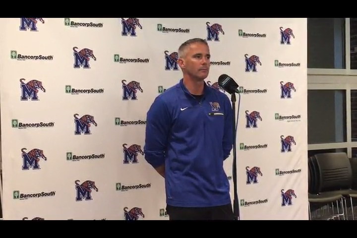 Memphis football: Mike Norvell on moving past controversial call vs Temple
