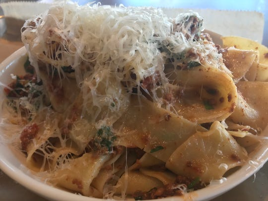 Egg & Flour Pasta Bar, a fast-casual spot selling dishes such as pappardelle with bolognese, is planning a second location in Bay View. The restaurant makes all its own pasta daily.