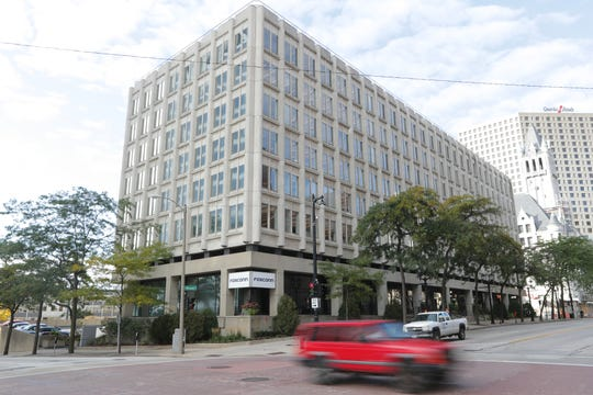 Foxconn Technology Group is beginning its first major upgrade to its Milwaukee headquarters that is not being done for a tenant.