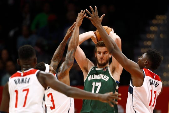 Dragan Bender has maximized his 'amazing' fresh start with the Bucks. Now, can he stay?