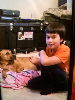 Police found 12-year-old Sean Cummings after he went missing this week.