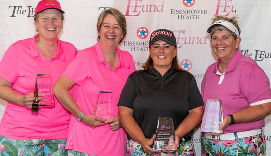 Second place winners included Lydia Vaias, Susan Melvin, Christie Quinn and Karen Gutekunst