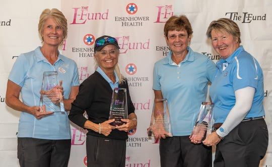 First-place winners included Nan Chambers, Carol Holley, Lura Cabaniss and Maggie Cahill