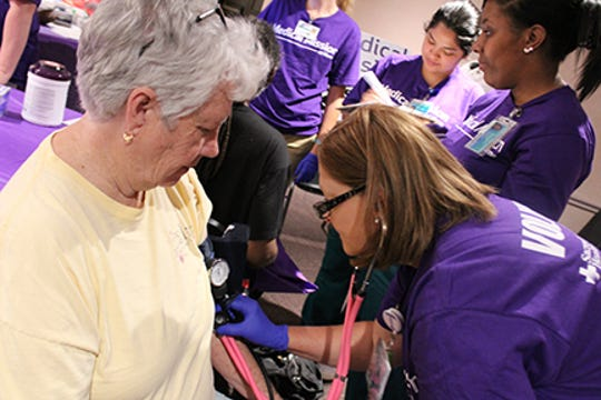 Medical Mission at Home provides a day of free health screenings, mammograms, dental checkups and more this Saturday at 9 a.m. at the Brownsville Community Center in Pensacola.